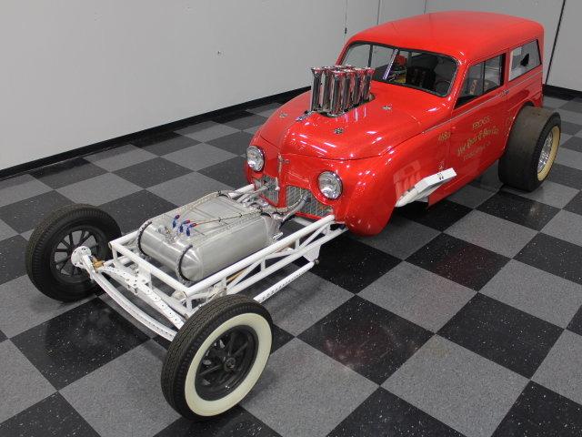 Slingshot & vintage dragster  24342710