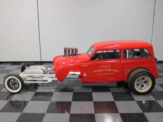 Slingshot & vintage dragster  24343210