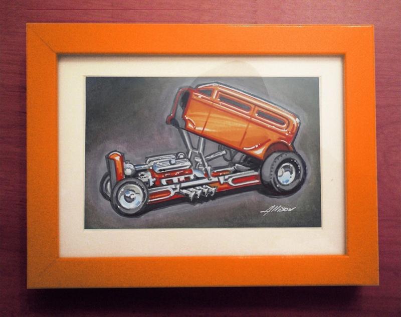 Jeff Allison - designer hot wheels and illustrations 24902210