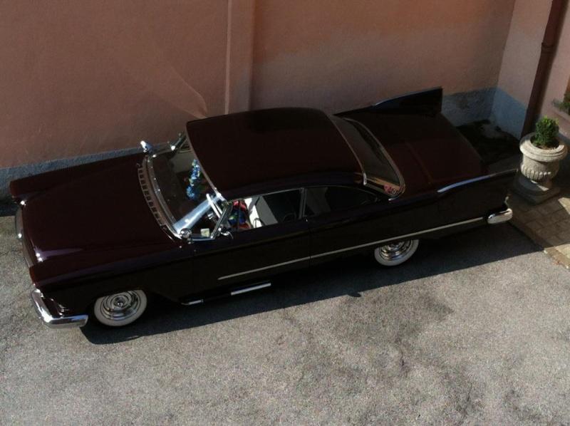 Plymouth  1957 - 1958 custom & mild custom 25025310