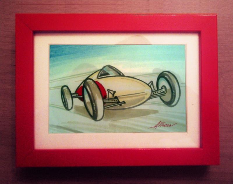 Jeff Allison - designer hot wheels and illustrations 25229410