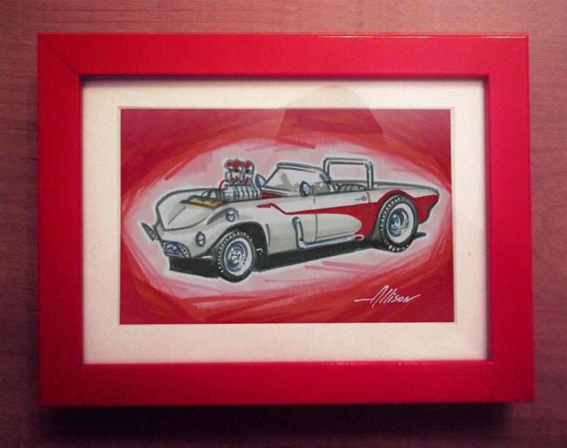 Jeff Allison - designer hot wheels and illustrations 26320510