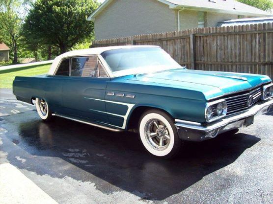 Buick 1961 - 1963 custom and mild custom 26332810