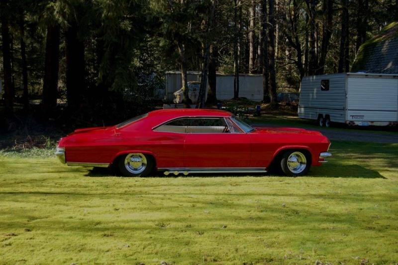 Chevrolet 1965 - 1968 custom & mild custom 26820210