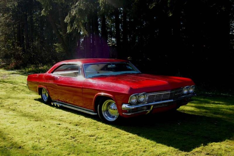 Chevrolet 1965 - 1968 custom & mild custom 26820211