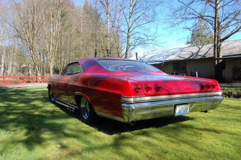 Chevrolet 1965 - 1968 custom & mild custom 26820212