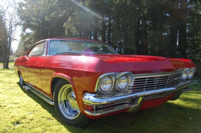 Chevrolet 1965 - 1968 custom & mild custom 26820215