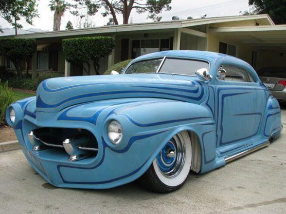 Ford & Mercury 1941 - 1948 customs & mild custom - Page 5 26862210