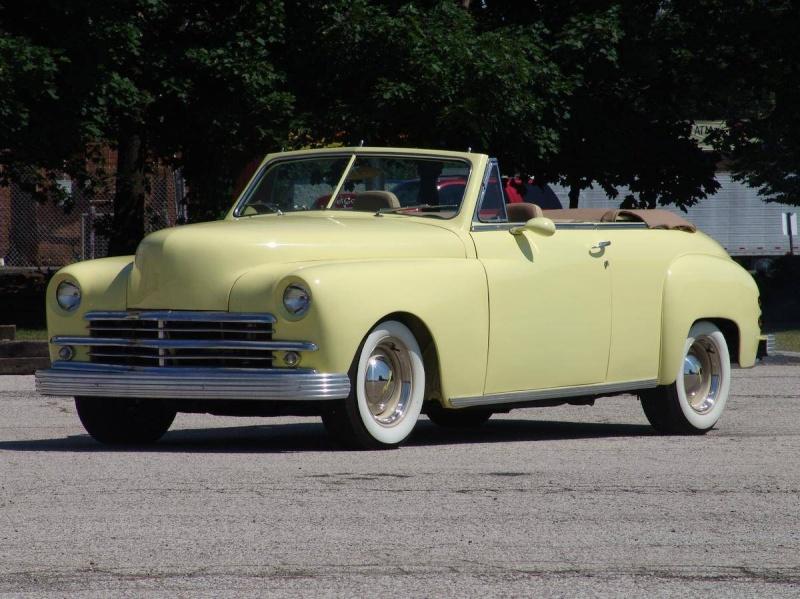 Mopar 1940 - 1950 custom & mild custom 27338710