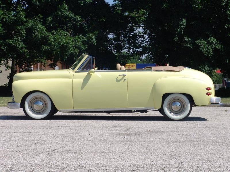 Mopar 1940 - 1950 custom & mild custom 27338810