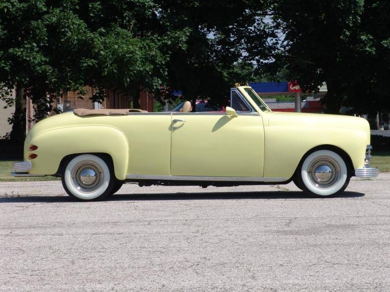 Mopar 1940 - 1950 custom & mild custom 27338910