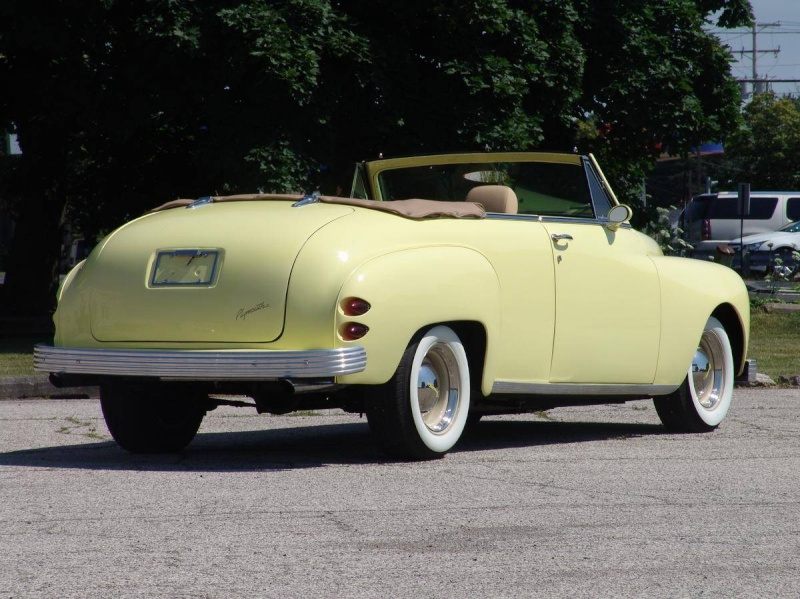 Mopar 1940 - 1950 custom & mild custom 27339010
