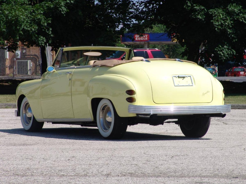 Mopar 1940 - 1950 custom & mild custom 27339110