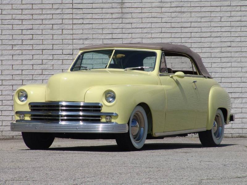 Mopar 1940 - 1950 custom & mild custom 27339111