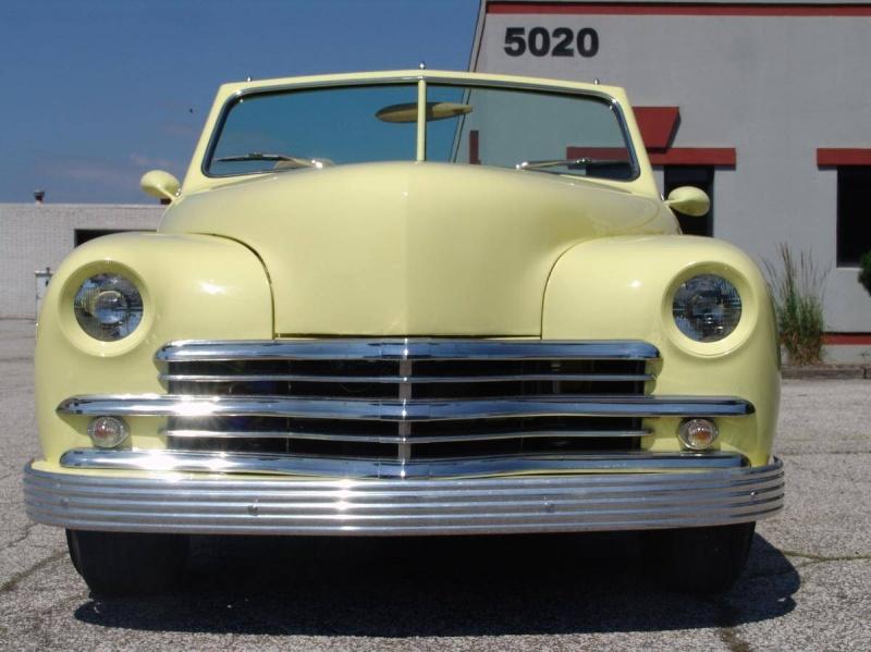 Mopar 1940 - 1950 custom & mild custom 27339211
