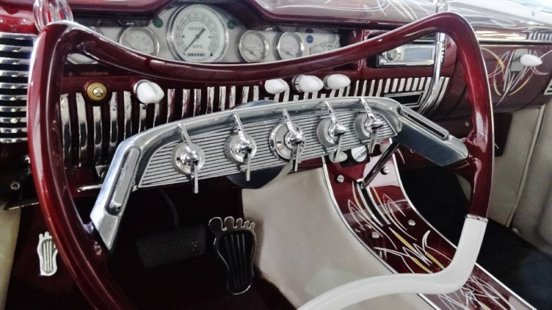 Mercury 1949 - 51  custom & mild custom galerie - Page 17 27488710
