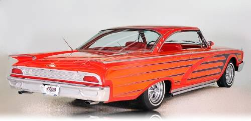 Ford 1960 custom & mild custom 27709813