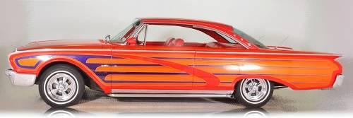 Ford 1960 custom & mild custom 27709818