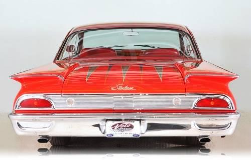 Ford 1960 custom & mild custom 27709824