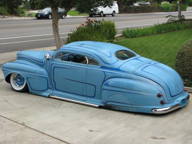 Ford & Mercury 1941 - 1948 customs & mild custom - Page 5 29238010