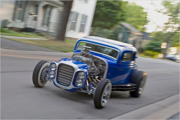 The Little Deuce Coupe - The Silver Sapphire - Clarence Catallo's 1932 Ford 29632410