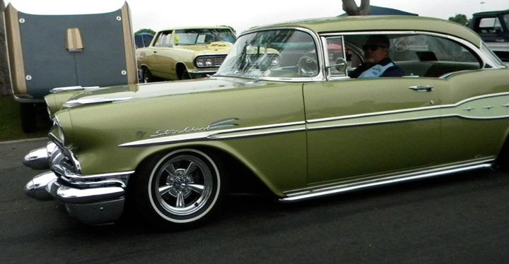 Pontiac 1955 - 1958 custom & mild custom 29632710