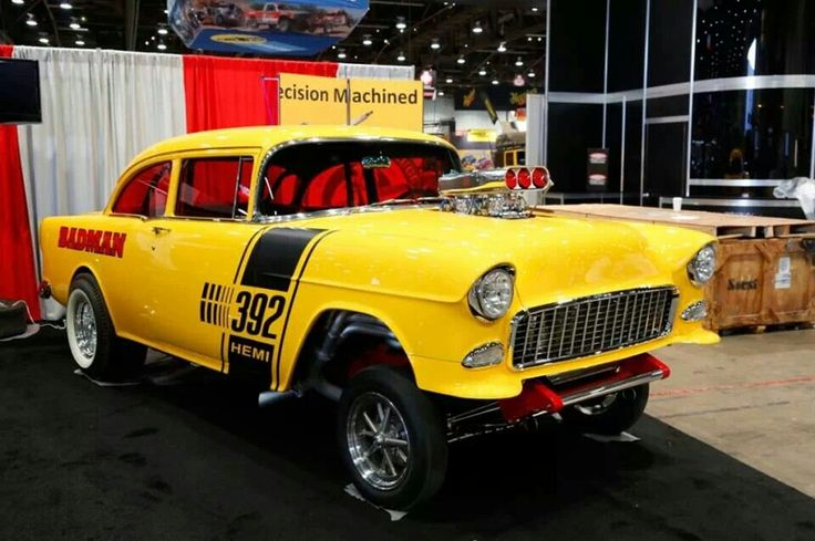 55' Chevy Gassers  - Page 3 2d75c710