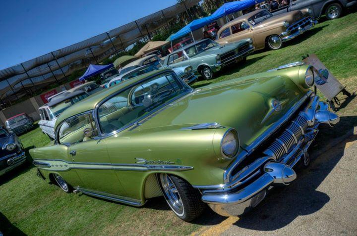 Pontiac 1955 - 1958 custom & mild custom 30443310