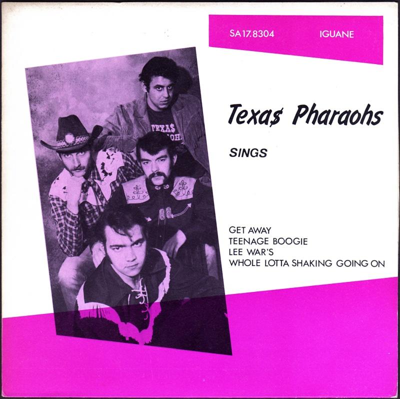Texas Pharaos – Get Away  305ba210