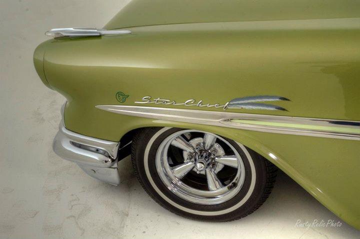 Pontiac 1955 - 1958 custom & mild custom 31002910