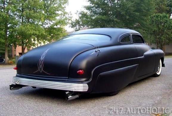 Mercury 1949 - 51  custom & mild custom galerie - Page 17 311