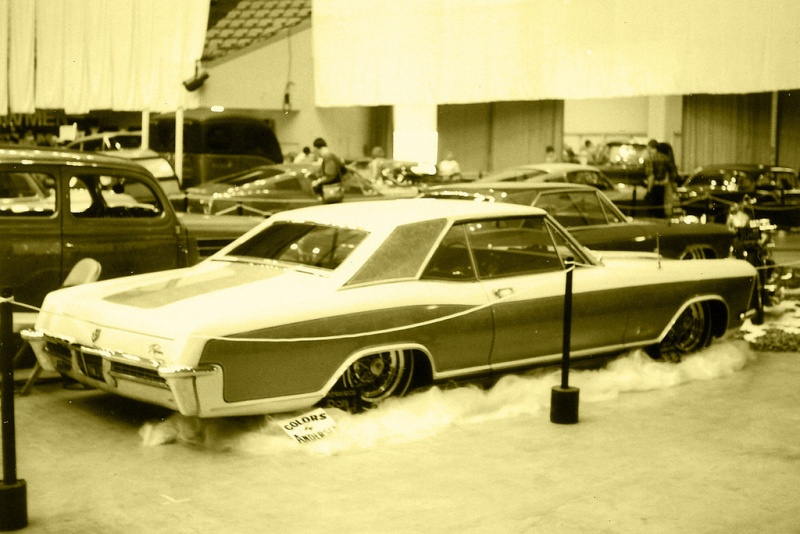 Howard Gribble - photographer and a lowrider and custom car historian from Torrance, California 31429010