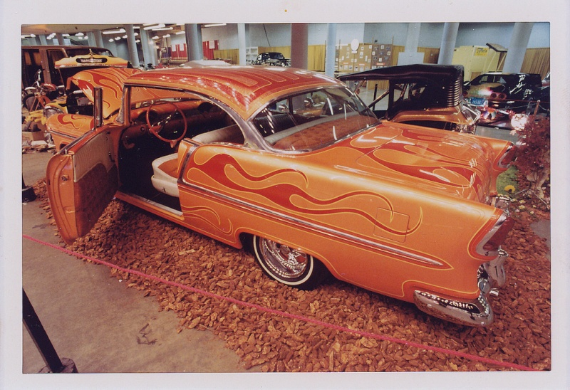 Howard Gribble - photographer and a lowrider and custom car historian from Torrance, California 31436810