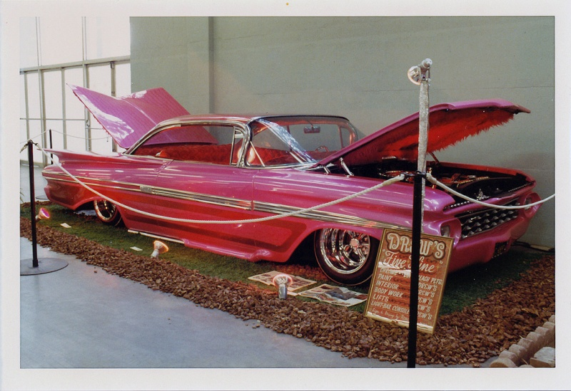 Howard Gribble - photographer and a lowrider and custom car historian from Torrance, California 31553311