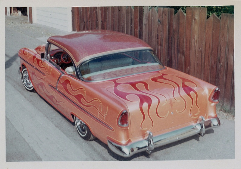 Howard Gribble - photographer and a lowrider and custom car historian from Torrance, California 31556810