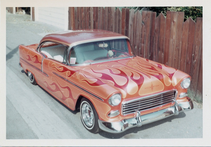 Howard Gribble - photographer and a lowrider and custom car historian from Torrance, California 31556811