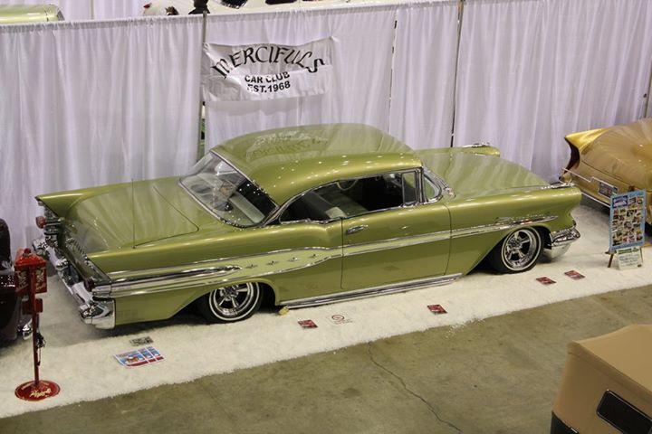 Pontiac 1955 - 1958 custom & mild custom - Page 2 32633610