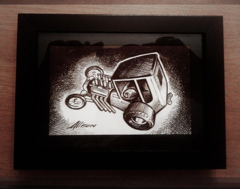 Jeff Allison - designer hot wheels and illustrations 33977_10