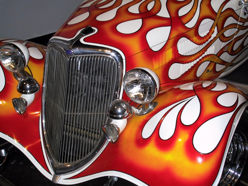 Dean Jeffries: 50 Fabulous Years in Hot Rods, Racing & Fil - Tom Cotter - motorbooks 33ford10