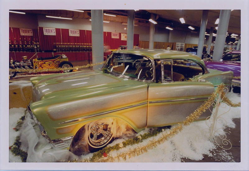 Howard Gribble - photographer and a lowrider and custom car historian from Torrance, California 34237610