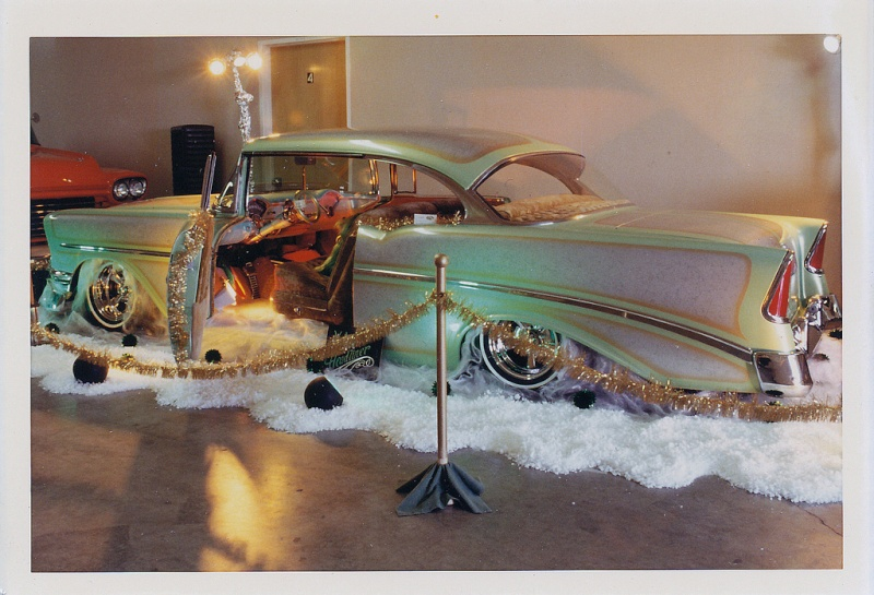 Howard Gribble - photographer and a lowrider and custom car historian from Torrance, California 34237612