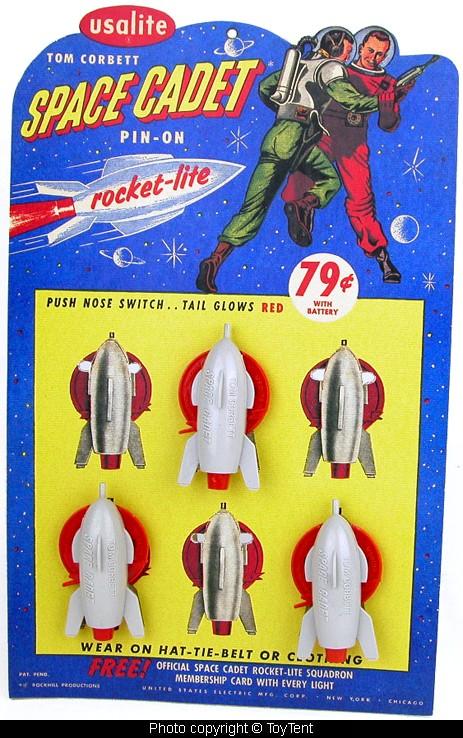 Jouets Spaciaux - Sci-Fi Toys 3715-210