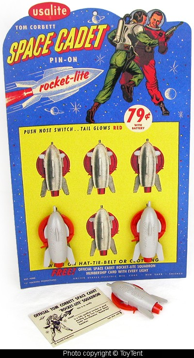 Jouets Spaciaux - Sci-Fi Toys 3715-610