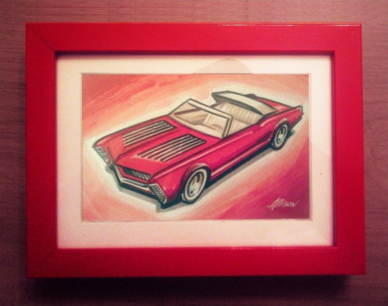 Jeff Allison - designer hot wheels and illustrations 38138310