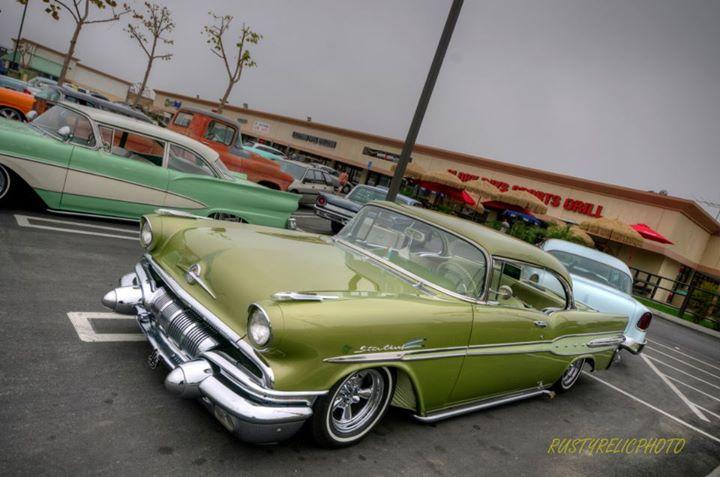 Pontiac 1955 - 1958 custom & mild custom - Page 2 38642010