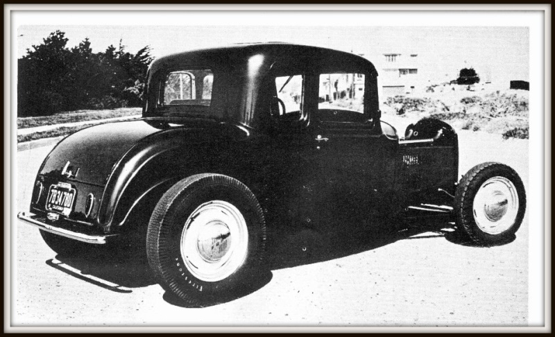 "Hot rod in street - Vintage pics - ""Photos rétros"" -  - Page 4 40163810"