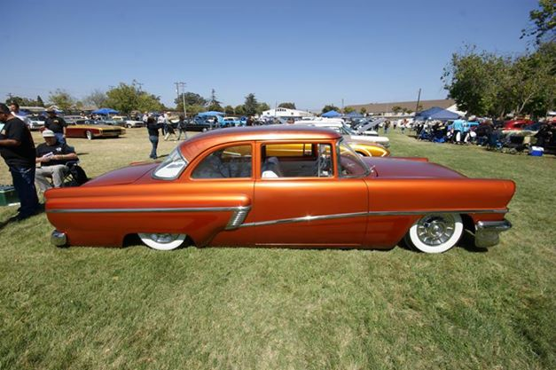 Mercury 1955 - 1956 Custom & mild custom - Page 2 40191110