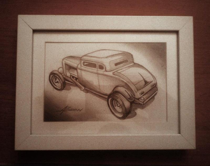 Jeff Allison - designer hot wheels and illustrations 40627410