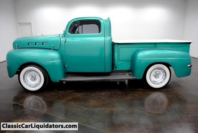 Ford¨Pick up 1948 - 1951 custom & mild custom 411