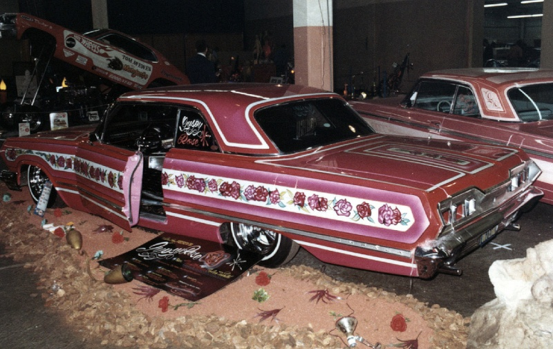 Gipsy Rose - Legendary 1963 & 1964 Chevrolet Low riders 41668610